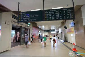 Bedok Bus Interchange - East Entrance