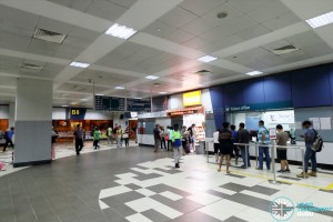 Boon Lay Bus Interchange - Ticket office
