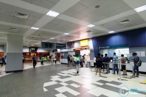Boon Lay Bus Interchange - Ticket office