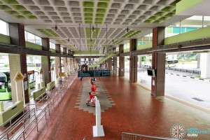 Bukit Batok Bus Interchange - Concourse