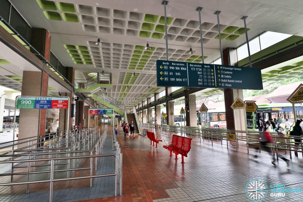 Bukit Batok Bus Interchange - Berth B3