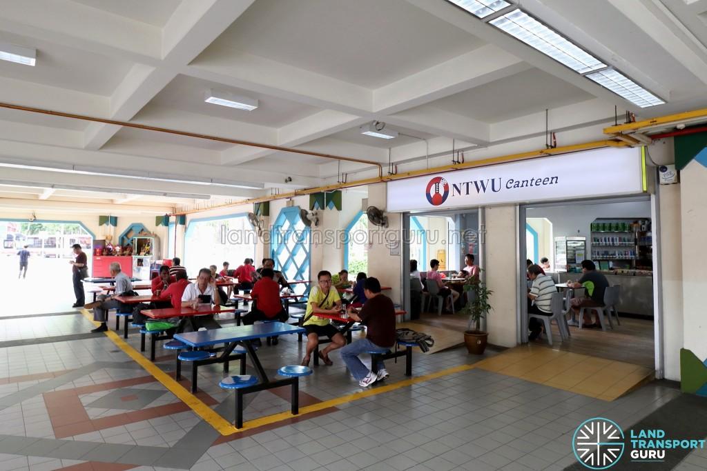 Choa Chu Kang Bus Interchange - NTWU Canteen