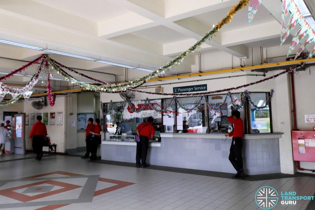 Choa Chu Kang Bus Interchange - Interchange Office