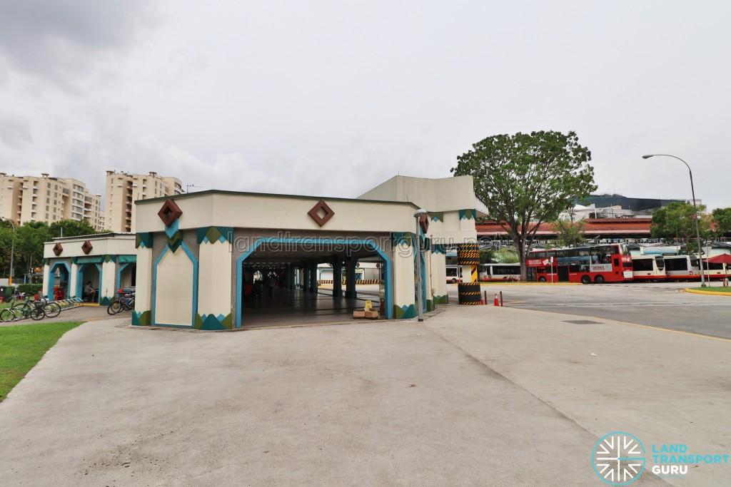 Choa Chu Kang Bus Interchange - Interchange Building