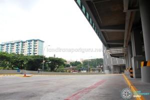 Clementi Bus Interchange - Parking lots