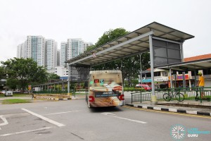 Lorong 1 Geylang Bus Terminal - Lorong 1 Geylang exit