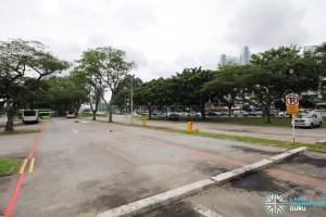 Lorong 1 Geylang Bus Terminal - SMRT Bus Park
