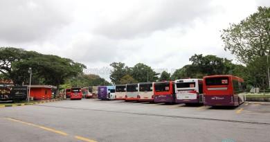 Lorong 1 Geylang Bus Terminal - Parking lots