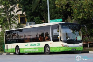 Travel GSH - Zhongtong LCK6121GHEV (PC2086J) - PPSS 291P