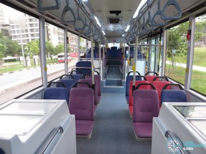 Travel GSH - Zhongtong LCK6121GHEV (PC2086J) - Interior