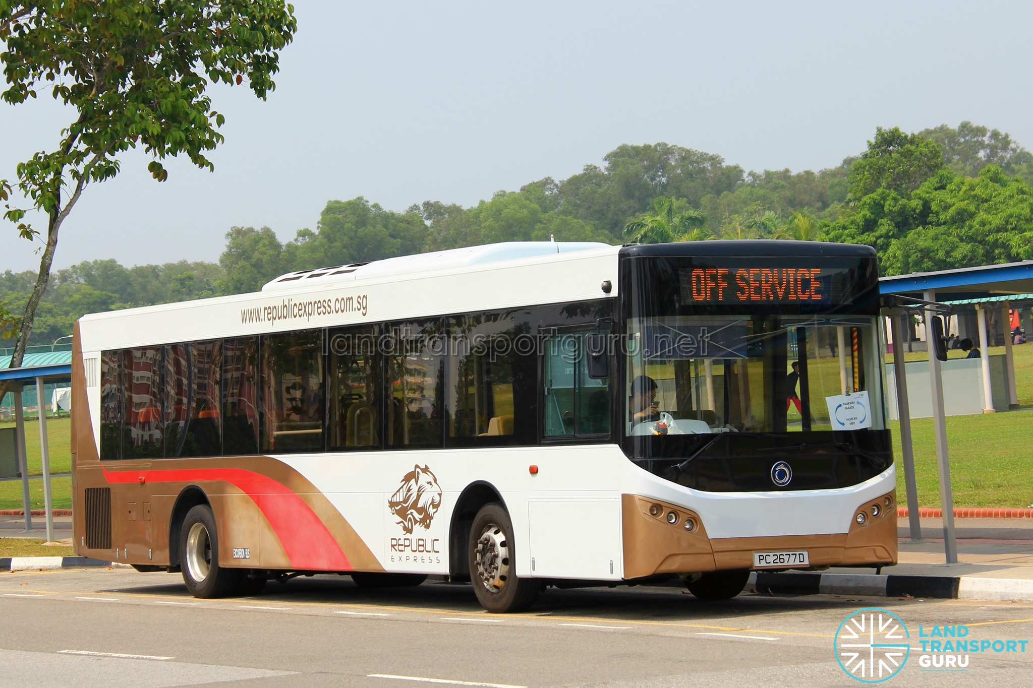 Sunlong SLK6121UF14H