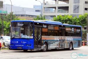 Transtar Cross-Border TS1 (PC4888Z)