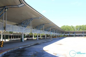 Tuas Bus Terminal - Passenger Concourse