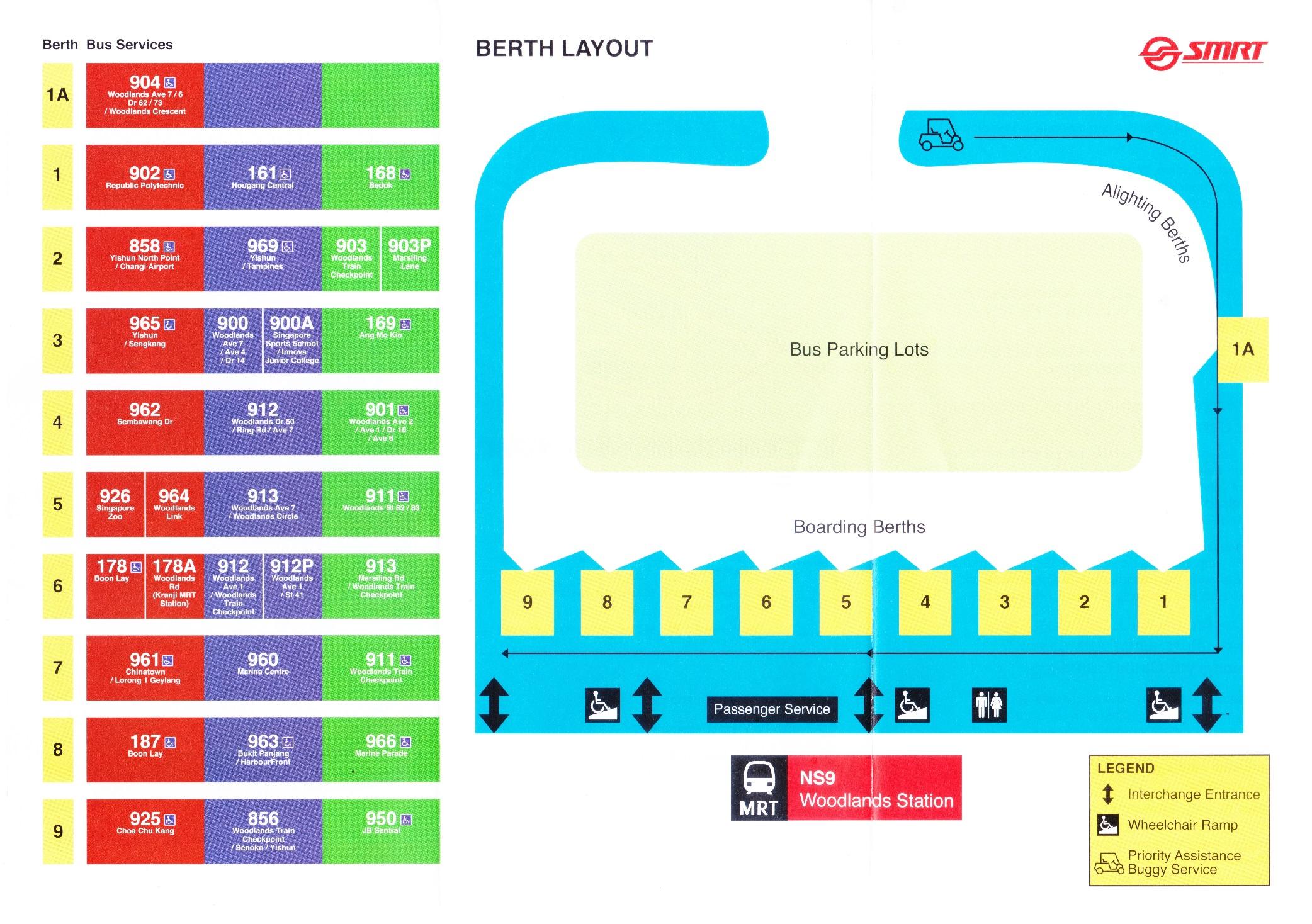 Bedok Interchange Map – Wonderful Image Gallery