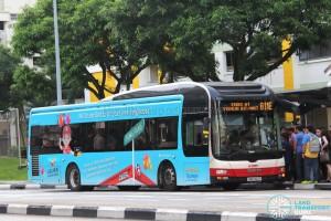 SMRT MAN NL323F (SMB1360P) - Service 811E