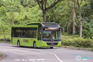 SMRT MAN A22 (SG1712K) - Service 973