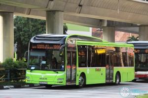 Tower Transit MAN NL323F (SMB3021E) - Service 189A