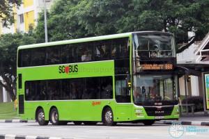 SMRT MAN A95 (SG5766D) - Service 860