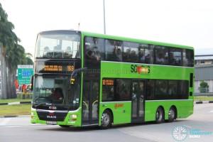 SMRT MAN A95 (SG5782G) - Service 169