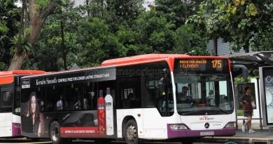 SBS Transit Mercedes-Benz Citaro (SBS6212S) - Service 175