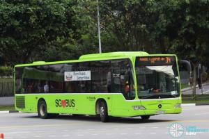 Go-Ahead Mercedes-Benz Citaro (SBS6477U) - Service 34