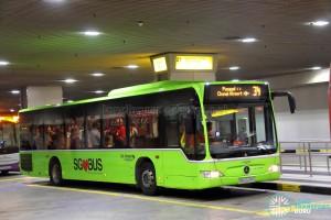 Go-Ahead Mercedes-Benz Citaro (SBS6478S) - Service 34