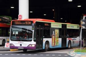 SBS Transit Mercedes-Benz Citaro (SBS6740M) - Service 163M