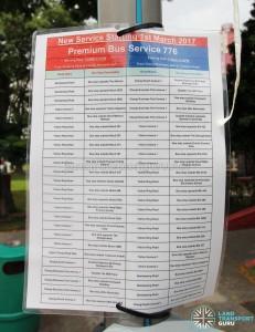 Premium 776 Poster
