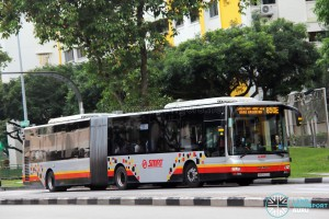 SMRT MAN NG363F (SMB8003A) - Service 850E