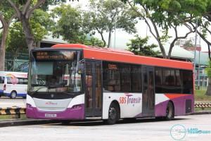 SBS Transit Scania K230UB Euro V (SBS8718L) - Service 53M