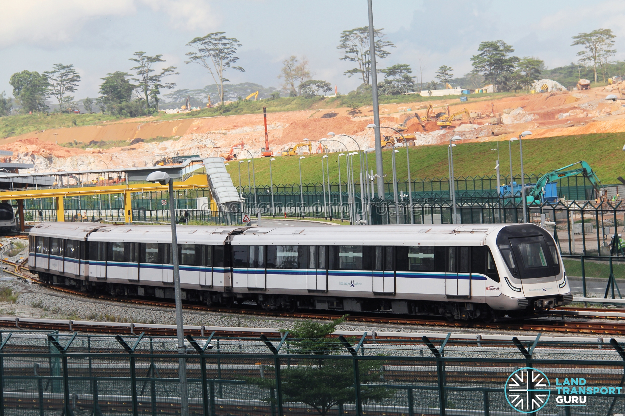 SBS Transit C951 Train