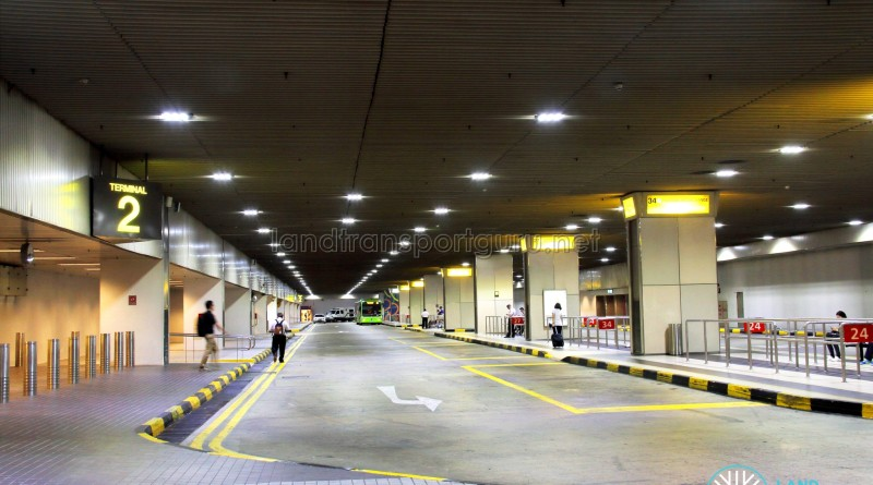 Changi Airport Terminal 2 Basement - Overview