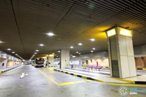 Changi Airport Terminal 2 Basement - Near Service 858 berth