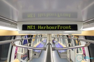 Alstom Metropolis C751A - LED Text display