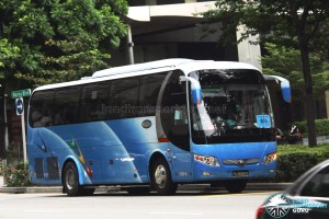 City Direct 654 - BT&Tan Yutong ZK6107H (PA3888R)