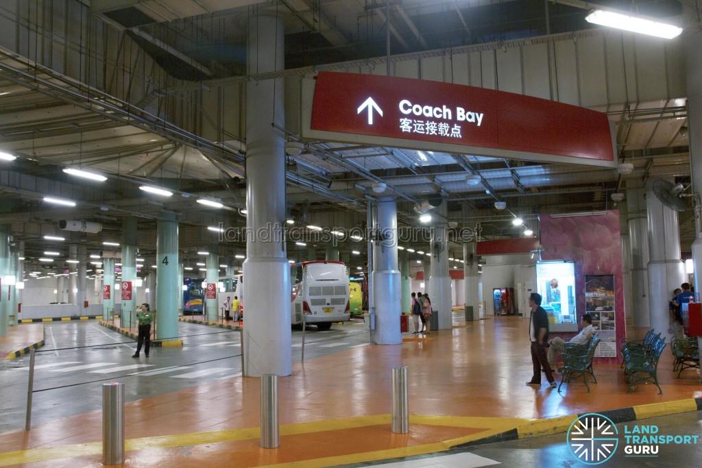 Resorts World Sentosa - Coach Bay
