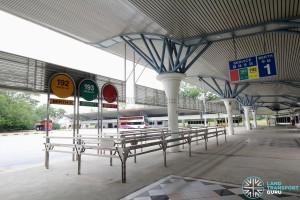 Tuas Bus Interchange - Boarding Berth 1