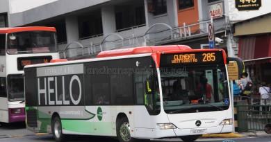 Tower Transit Mercedes-Benz O530 Citaro (SG1005T) - Service 285