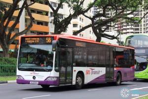 SBS Transit Mercedes-Benz Citaro (SG1094K) - Service 56
