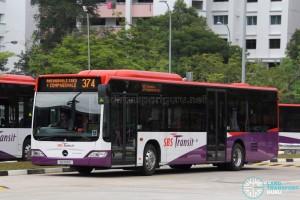SBS Transit Mercedes-Benz Citaro (SG1126C) - Service 374