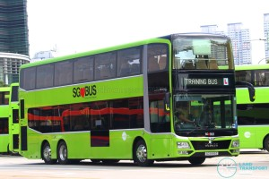 MAN Lion's City DD L Concept Bus (SG5999Z) - Training Bus