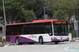 SBS Transit Mercedes-Benz Citaro (SBS6893B) - Service 374