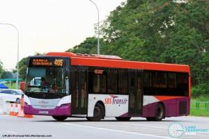 SBST Scania K230UB (SBS8945Y) - Service 405