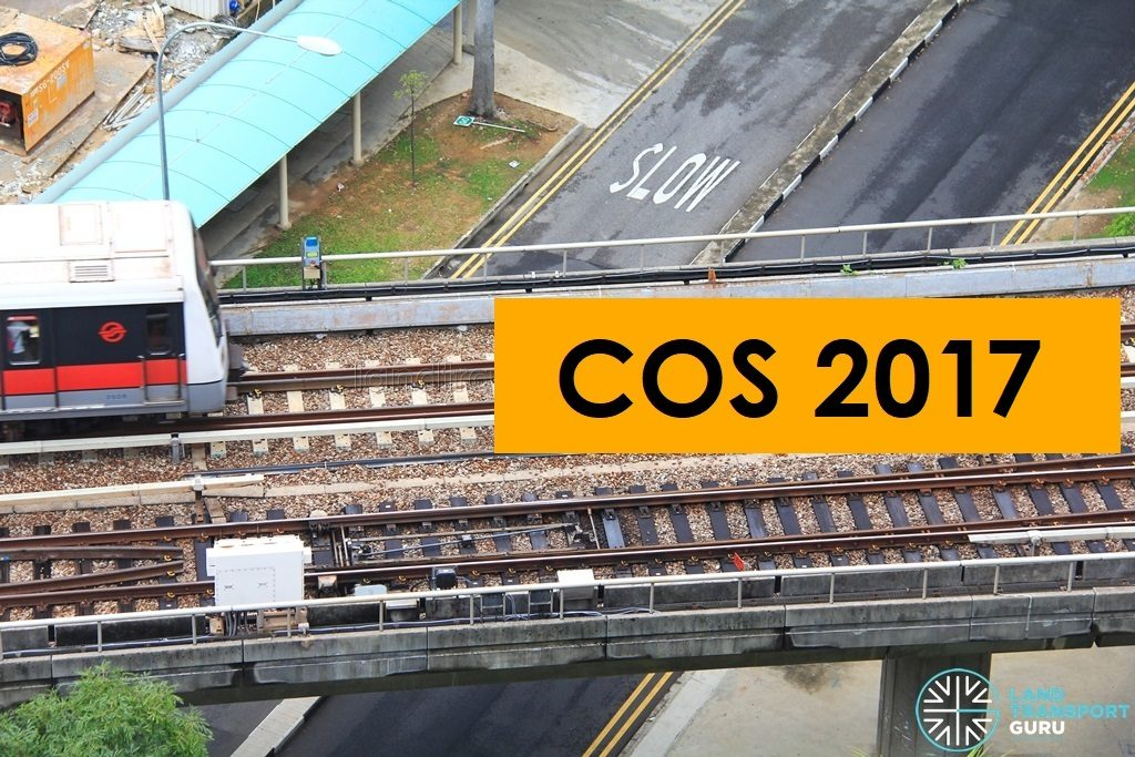 COS 2017 Stock Photo