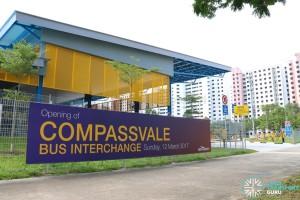 Compassvale Bus Interchange - Banner