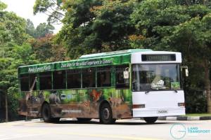 Mandai Express - Strides Transportation Dennis Lance (PA639M)