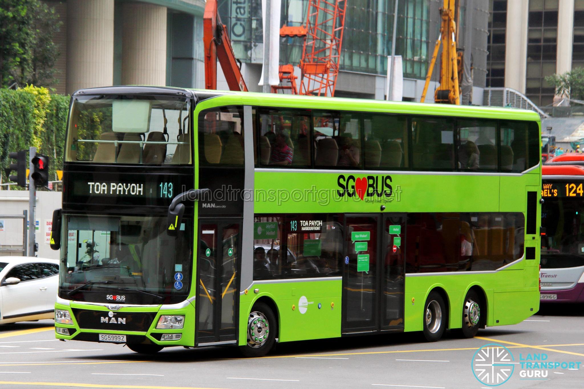 MAN A95 – Lion's City DD (3-Door) Concept Bus