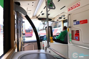 MAN Lion's City DD L Concept Bus (SG5999Z) - Lower Deck Front