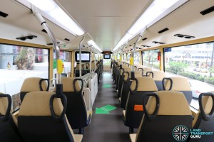 MAN Lion's City DD L Concept Bus (SG5999Z) - Upper Deck (Rear to Front)