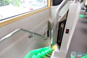 MAN Lion's City DD L Concept Bus (SG5999Z) - Moveable barrier retracted